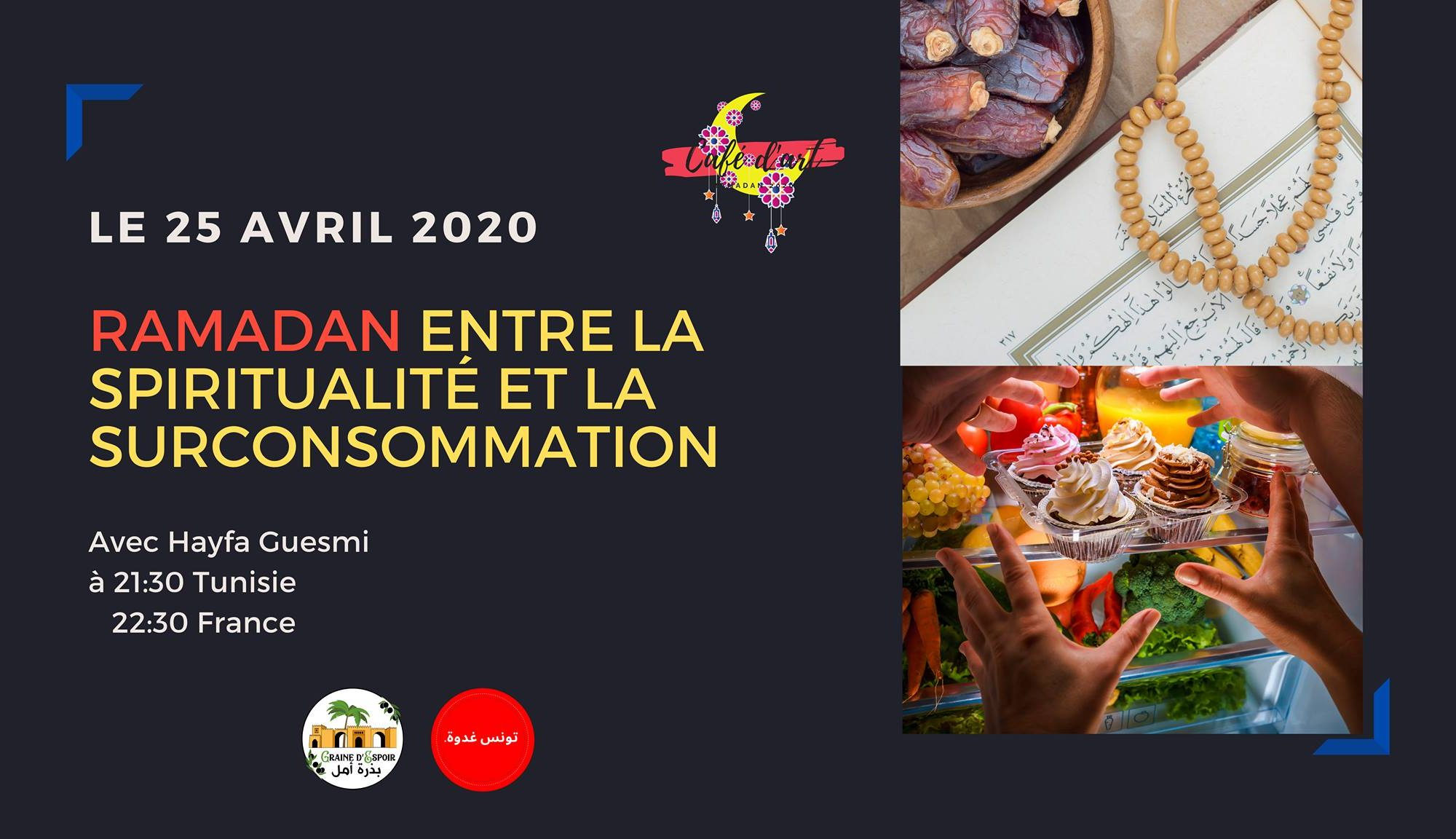 event 25 avril